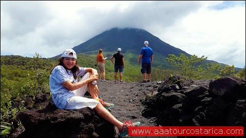 Arenal volcano, AAA Tours