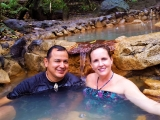 Natural hot springs, AAA Tours