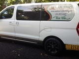 The transportation we offer to Tropical Paradise Bungalows